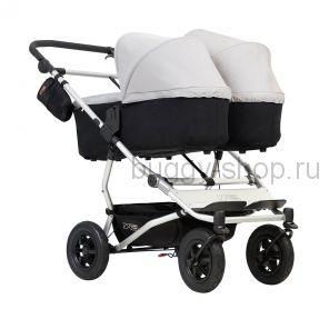 Duet  (Дует), Детская коляска для новорожденной двойни Mountain Buggy Duet 2 в 1 (Маунтин Багги Дует)
