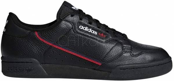 ADIDAS CONTINENTAL 80  Core Black