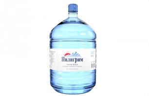 Вода Пилигрим 1 бутыль по 19 литров, пэт.