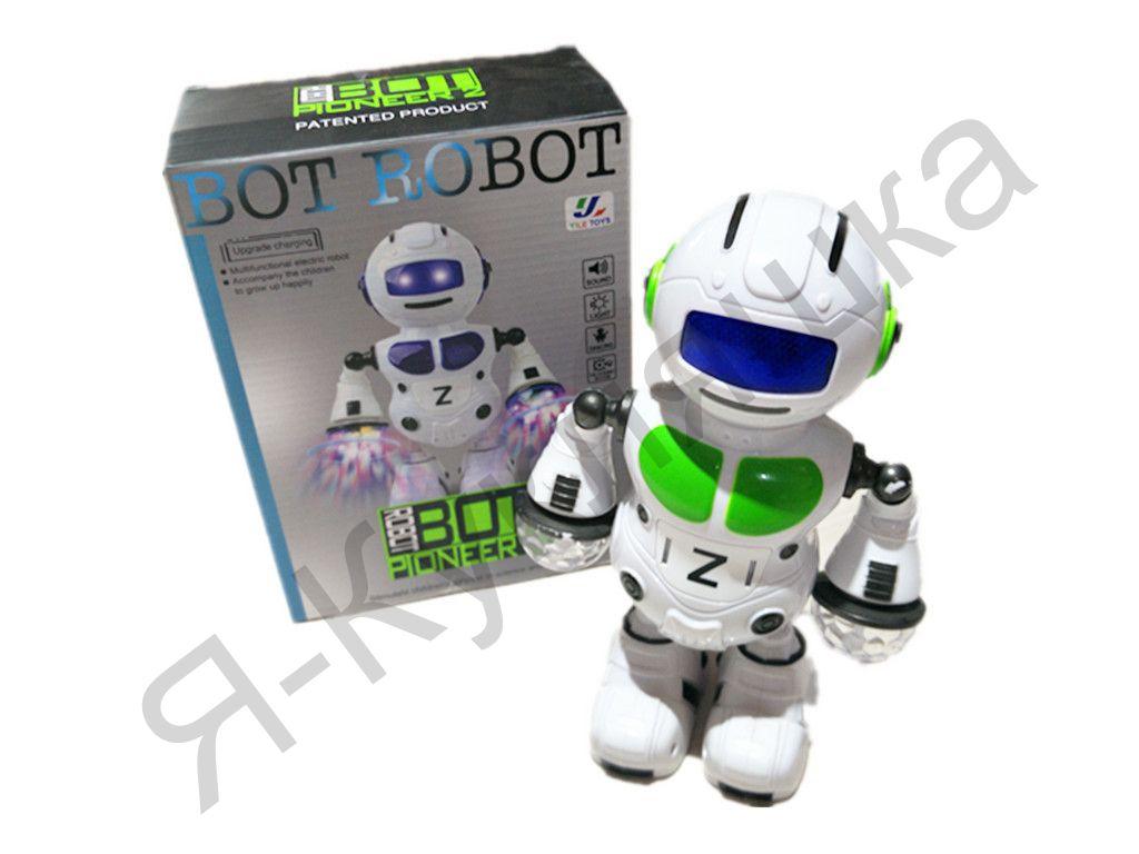 Интерактивная Игрушка Робот музыкальный