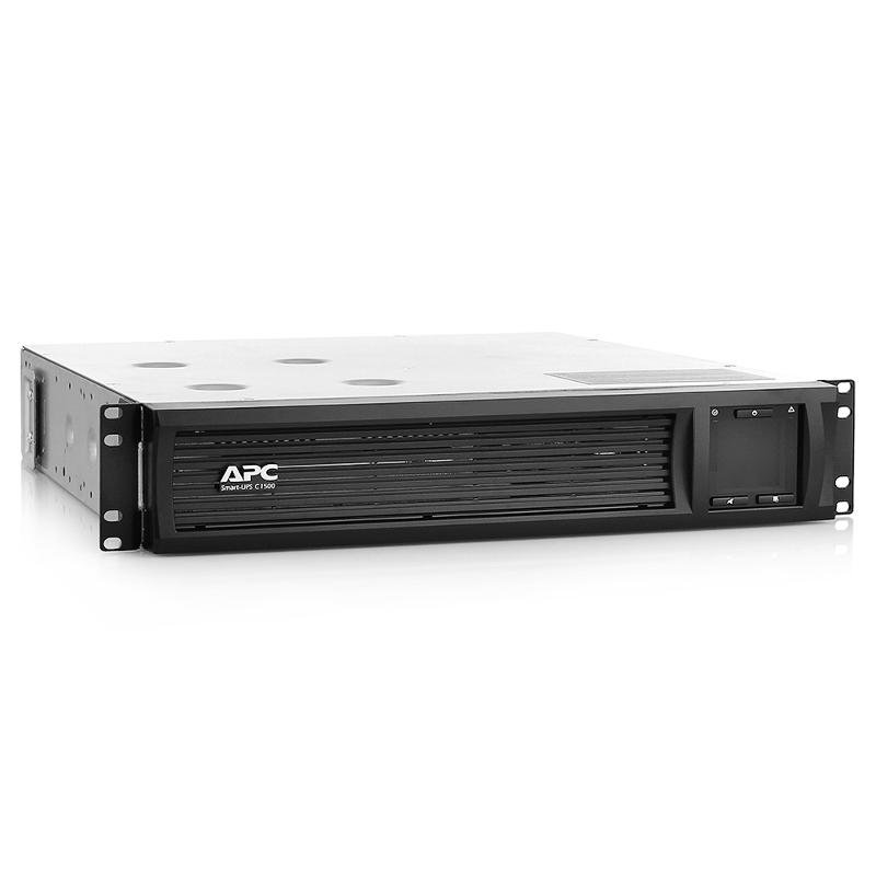 Интерактивный ИБП APC by Schneider Electric Smart-UPS SMC1500I-2U