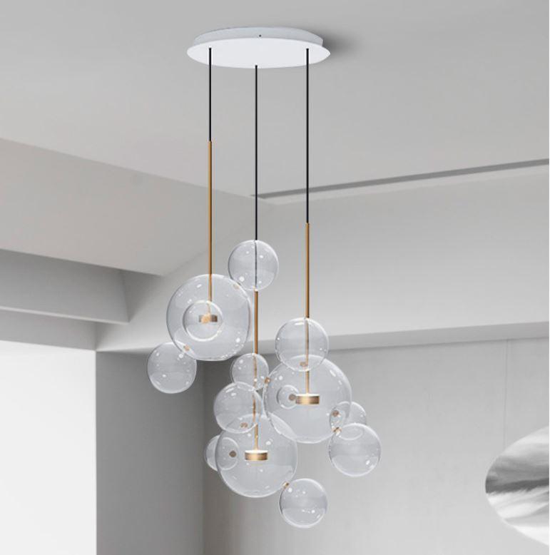 Подвесной  светильник Giopato & Coombes Bolle Pendant