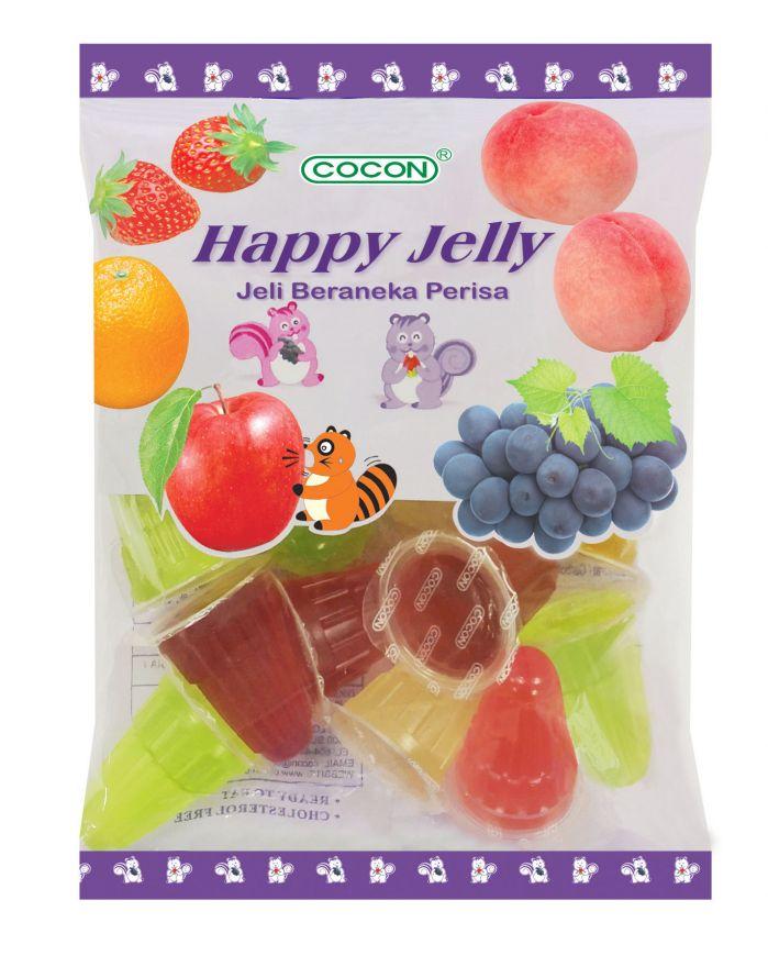 """Желе """"Happy Jelly"""" 304гр"""
