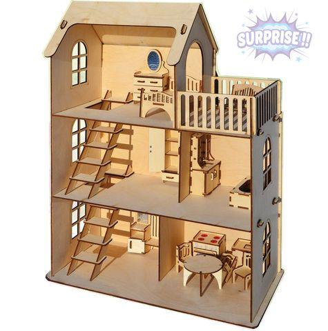 """Кукольный домик """"Eco дом"""""""