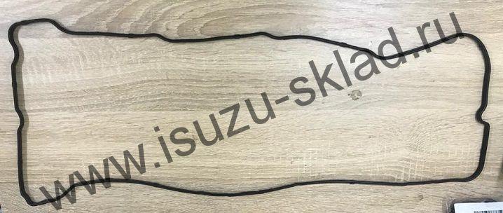 Прокладка проставки клапанной крышки (4HK1) NQR75 / NQR90 / NPR75 / Богдан
