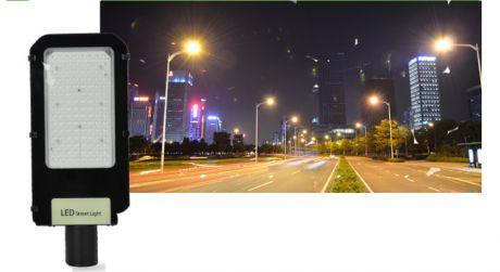 Уличные фонари на светодиодах автономные на солнечных батареях