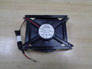 Вентилятор Indesit C00293764, 110R037D043 12V 0.13A