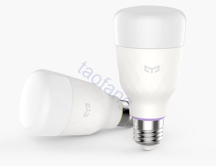 Лампа Xiaomi Yeelight Led Bulb