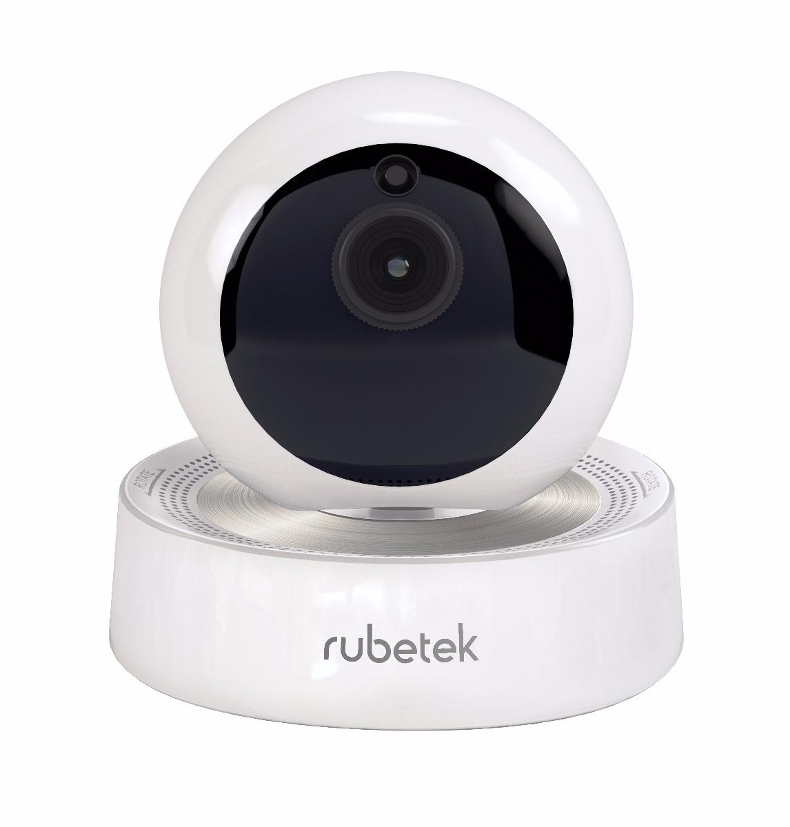 Поворотная Wi-Fi камера rubetek RV-3407