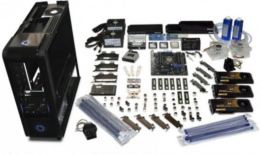Подбор комплектующих для сборки системного блока