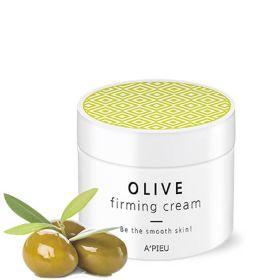A'PIEU Olive Firming Cream 110ml - Укрепляющий крем с маслом оливы
