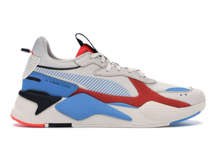 PUMA RS-X REINVENTION WHISPER WHITE
