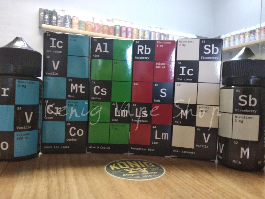 Chemistry 100мл 3мг
