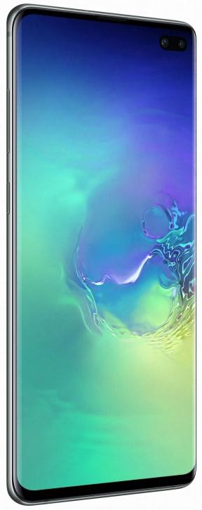 Samsung Galaxy S10+ (аквамарин)