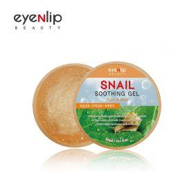 EYENLIP Snail Soothing Gel Face & Body 300ml - Успокаивающий гель с муцином улитки для лица и тела