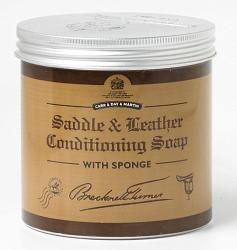 Седельное мыло Brecknell Turner Saddle Soap
