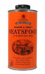 Смесь для амуниции Vanner & Prest Neatsfoot Compound