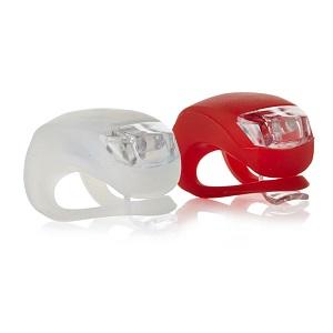 Фонари Велосипедные силиконовые LED Light Set 2шт