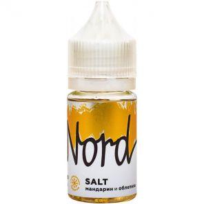 Е-жидкость Nord Salt Мандарин и облепиха, 30 мл.