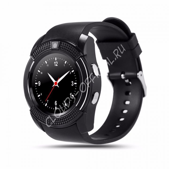 Умные часы Smart Watch BRAVIKA BION (black)