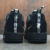 NIKE AIR FORCE 1 '07 LV8 UTILITY BLACK