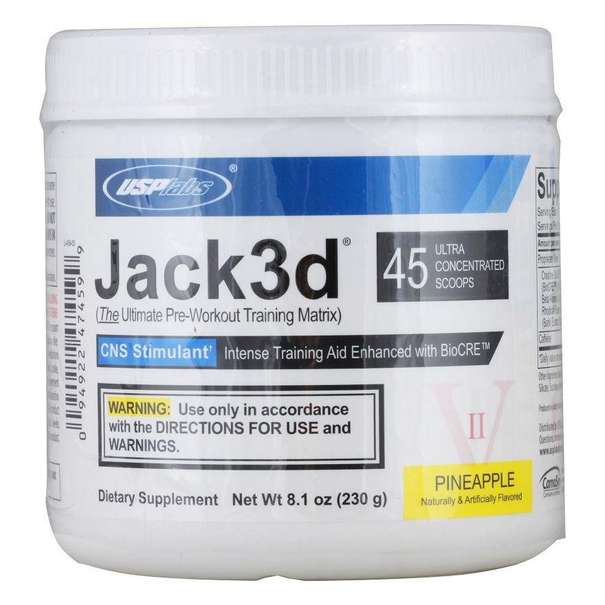 Jack3d (USPlabs) 230 г