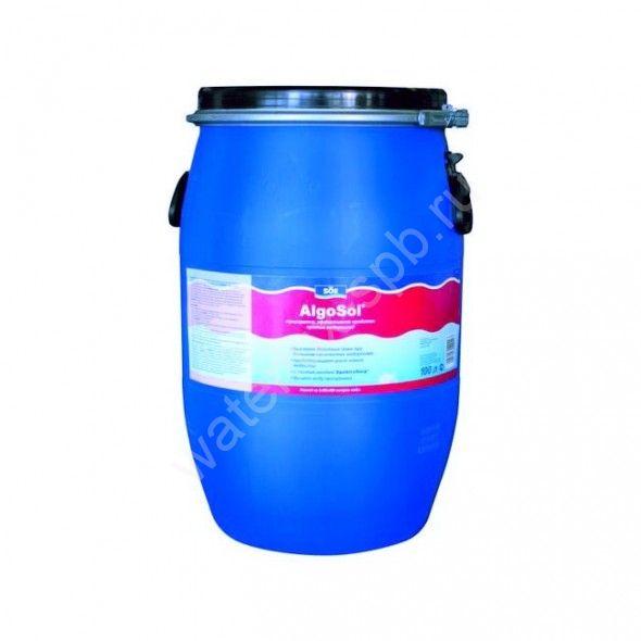 AlgoSol 100 л - Средство против водорослей