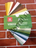 Tikkurila Vinha - каталог цветов