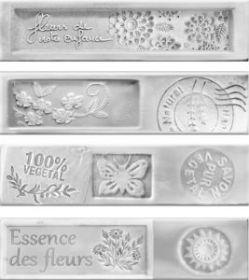 Декор Dual Gres Dolce Essence White 7.3×30