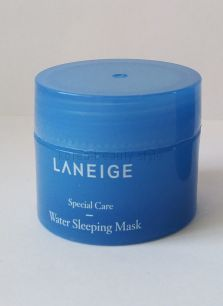 Laneige Water Sleeping Mask - легкая ночная увлажняющая маска от Laneige (15 мл)