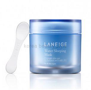 Laneige Water Sleeping Mask - легкая ночная увлажняющая маска от Laneige (70 мл)
