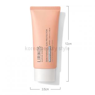 LIRIKOS Marine Energy Skin Parasol Sun Protector SPF 50+ / PA++++- антивозрастной увлажняющий санскрин c эффектом  естественного сияния  (50 мл)