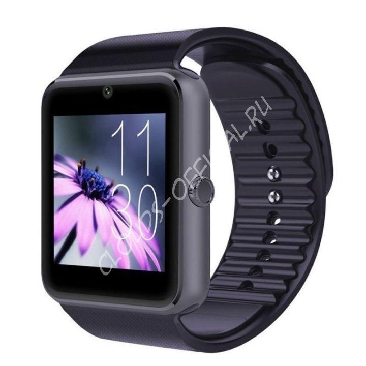 Умные часы Smart Watch BRAVIKA GET (black)