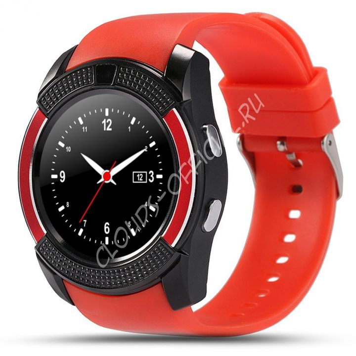 Умные часы Smart Watch BRAVIKA BION (red)
