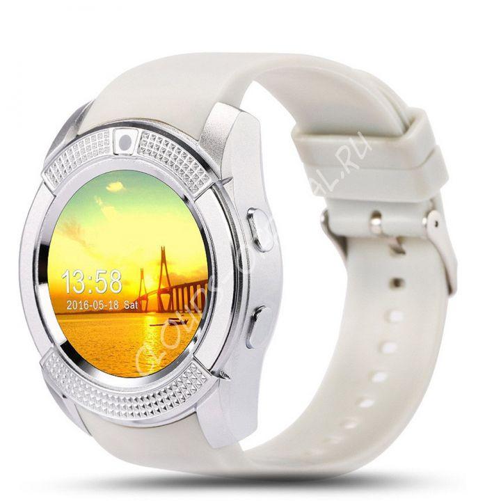 Умные часы Smart Watch BRAVIKA BION (white)