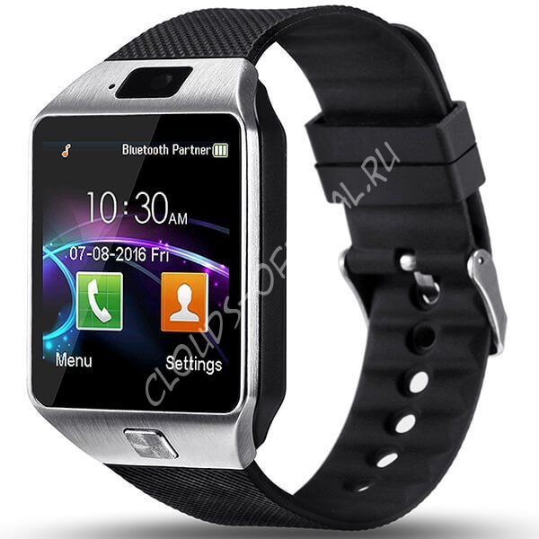 Умные часы Smart Watch BRAVIKA JOY (silver)