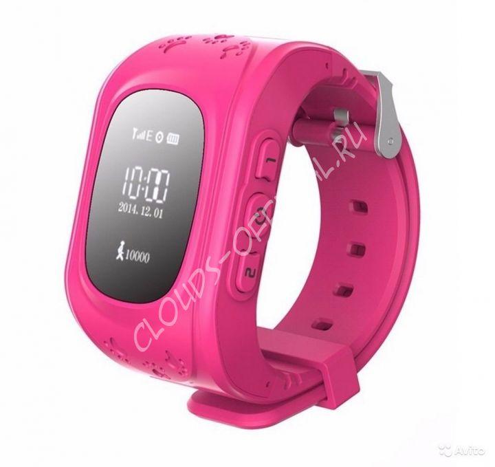 Детские часы с GPS Bravika Kids (pink)