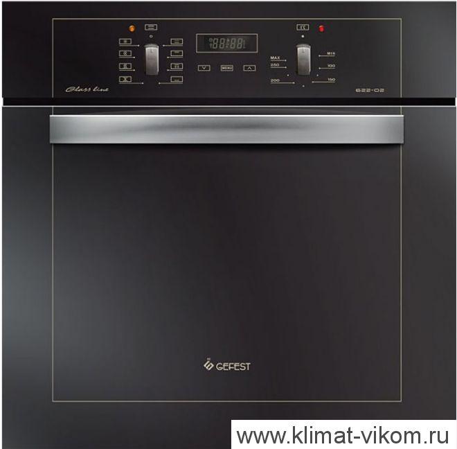 Шкаф электрический ДА 622-02 К19 черн.