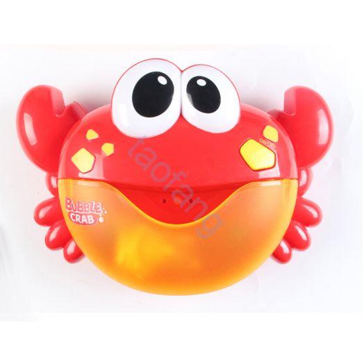Bubble crab Игрушка для ванной