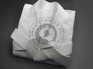 Куртка (уваги) детская для айкидо  из России  (MASTERAIKIDO) модель - BABY MIYABI
