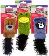 KONG Cat Cozie Kickeroo игрушка для кошек с кошачьей мятой внутри
