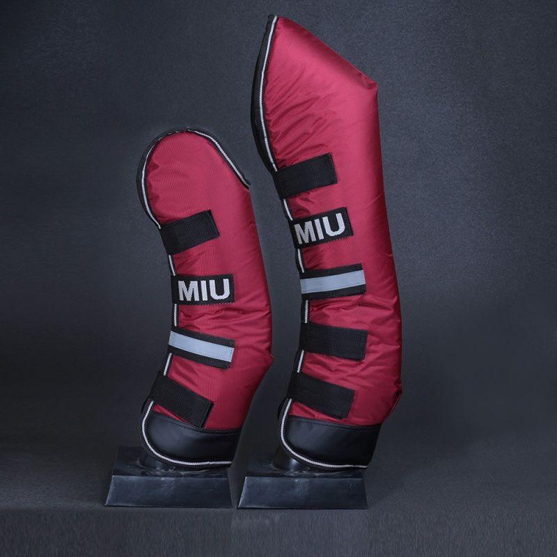 Ногавки транспортировочные MIU Premium GUARD BOOTS БОРДО