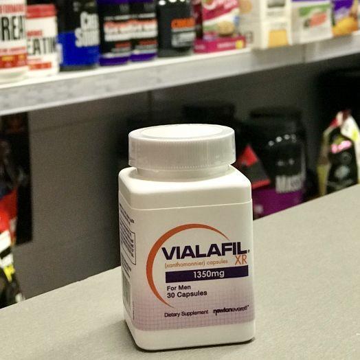 Newton-Everett Nutraceuticals - Vialafil XR (30 капс.)