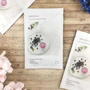 Innisfree - My Real Squeeze Mask Acai Berry