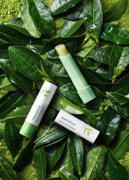 Green Tea Lip Balm от Innisfree 3,6 гр - увлажняющий бальзам для губ с зеленым чаем