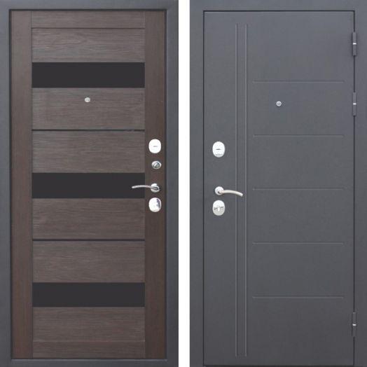 Входная дверь ТРОЯ МУАР 10 см (кипарис)