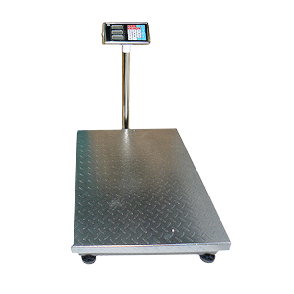 Весы товарные напольные Гарант ВПН-800К4 усиленная платформа