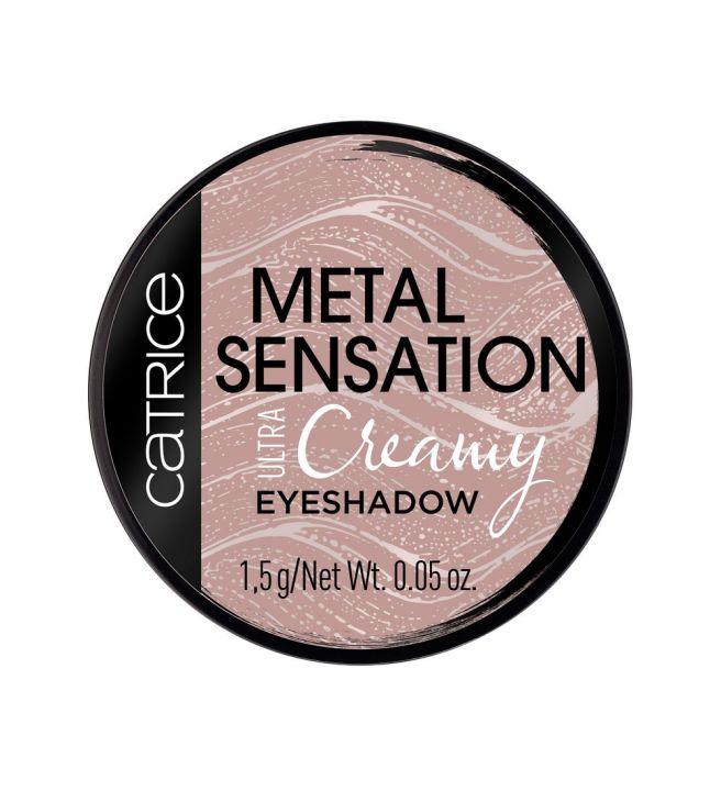 CATRICE Кремовые тени для век Metal Sensation Ultra Creamy Eyeshadow