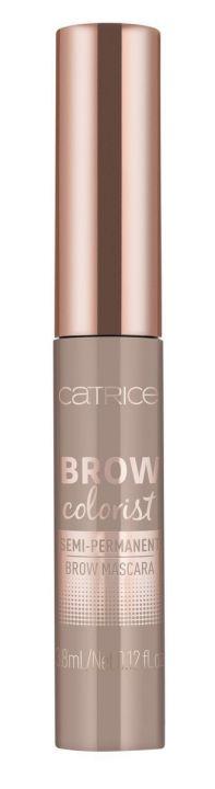 CATRICE Тушь для бровей Brow Colorist Semi-Permanent Brow Mascara