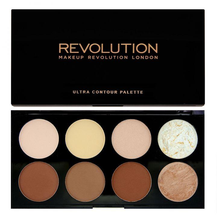 Revolution Makeup Палетка для контурирования Ultra Contour Palette
